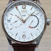 Oris Artelier Calibre 113 Steel 43mm Silver