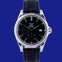 Omega De Ville Co-Axial Steel Black