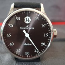 Meistersinger Salthora new 2020 Automatic Watch with original box and original papers SH907