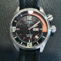 Ball Engineer Master II Diver Steel Black