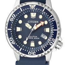 Citizen Steel 34mm Quartz EP6051-14L new