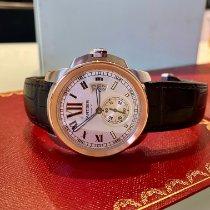 Cartier Calibre de Cartier W7100011 Très bon Or/Acier Remontage automatique