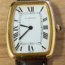 Cartier Tonneau Gelbgold 26mm