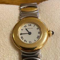Cartier Baignoire Gold/Stahl 24mm Deutschland, Ansbach