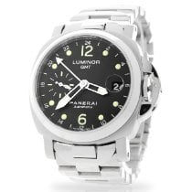 Panerai Luminor GMT Automatic Steel 40mm Black