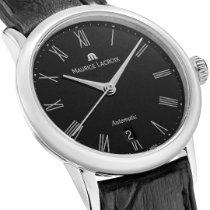 Maurice Lacroix Les Classiques Tradition Steel 28mm Black Roman numerals