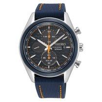 Seiko Prospex новые Хронограф Часы с оригинальными документами и коробкой