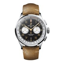 Breitling AB0118A21B1X1 New Steel 42mm Automatic United States of America, Iowa, Des Moines