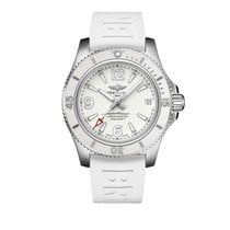 Breitling Superocean A17316D21A1S1 New Steel 36mm Automatic