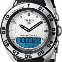 Tissot Sailing-Touch Steel 45mm White