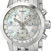 Tissot PRC 200 Steel 35mm Mother of pearl