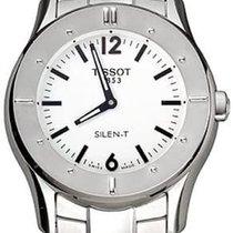 Tissot Touch Silen-T Steel 39.2mm White