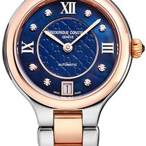 Frederique Constant Classics Delight Steel Blue United States of America, New York, Brooklyn