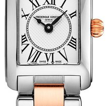 Frederique Constant Classics Carree Ladies Steel 21mm Silver United States of America, New York, Brooklyn