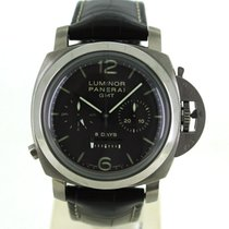 Panerai Luminor 1950 8 Days Chrono Monopulsante GMT Titanium 44mm