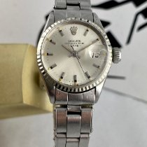 Rolex 6517 Gold/Steel 1969 Oyster Perpetual Lady Date 26mm pre-owned