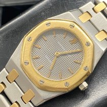 Audemars Piguet Royal Oak Lady Or/Acier 26mm Gris France, Paris