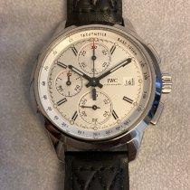 IWC Ingenieur Chronograph Titan 42mm Weiß Keine Ziffern Schweiz, Luzern