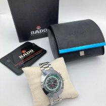 Rado Original Сталь Черный Aрабские