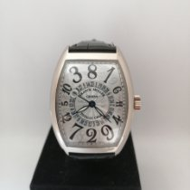 Franck Muller 7880 TT CH Very good White gold Automatic