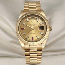 Rolex Day-Date II Yellow gold 41mm United Kingdom, London