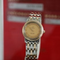 Omega De Ville Gold/Steel Gold United Kingdom, WARRINGTON