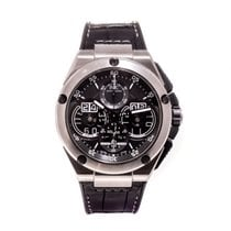 IWC Ingenieur Perpetual Calendar Digital Date-Month Titanium 46mm Transparent