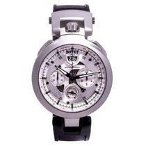 Bovet Titane Remontage automatique Argent 45mm occasion Cambiano