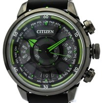 Citizen Ceramic Grey 48mm pre-owned