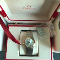 Omega Gold/Steel 27mm Quartz 123.20.27.60.02.001 pre-owned The Philippines, Quezon City