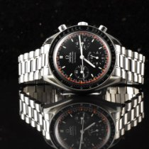 Omega Speedmaster Racing Acero 39mm Negro