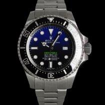 Rolex Sea-Dweller Deepsea Staal 44mm