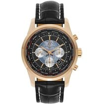 Breitling Transocean Chronograph Unitime Rose gold 46mm United States of America, New York, New York City