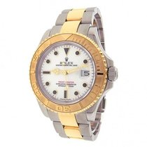 Rolex Yacht-Master 40 Gold/Steel 40mm White United States of America, New York, New York City