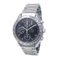 Omega Speedmaster Date Steel Black United States of America, New York, New York City
