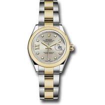 Rolex Lady-Datejust Золото/Cталь 279163mm