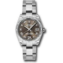 Rolex Lady-Datejust Сталь 31mm