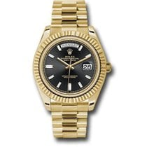 Rolex Day-Date 40 Oro amarillo 40mm