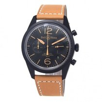 Bell & Ross Steel 41mm Automatic BRV126-HERITAGE new United States of America, New York, New York City