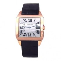 Cartier W2006951 Rose gold Santos Dumont pre-owned United States of America, New York, New York City