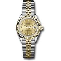 Rolex 279173 Gold/Steel Lady-Datejust 279173mm new
