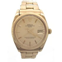 Rolex Oyster Perpetual Date Yellow gold 34mm United States of America, New York, New York City