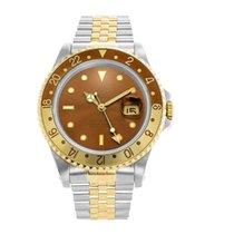 Rolex GMT-Master II Gold/Steel 40mm United States of America, New York, New York City