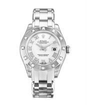 Rolex Lady-Datejust Pearlmaster White gold 29mm United States of America, New York, New York City