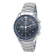 Omega Speedmaster Professional Moonwatch Steel Black United States of America, New York, New York City