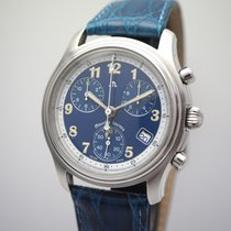 Maurice Lacroix PT 6178/88 Steel Pontos Chronographe 39mm pre-owned