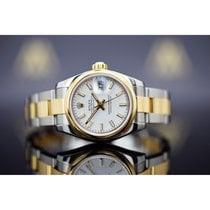 Rolex 179163 Or/Acier 2006 Lady-Datejust 26mm occasion