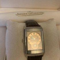 Jaeger-LeCoultre Reverso (submodel) Белое золото 26mm Cерый Россия, москва