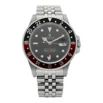 Rolex Steel GMT-Master II 40mm pre-owned United States of America, Florida, Sarasota