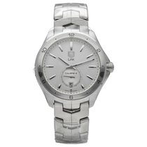 TAG Heuer Link Calibre 6 Steel 40mm Silver United States of America, Florida, Sarasota